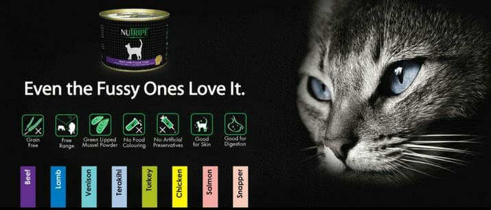 Nutripe official - 紐萃寶官網超殺的貓罐宣傳圖