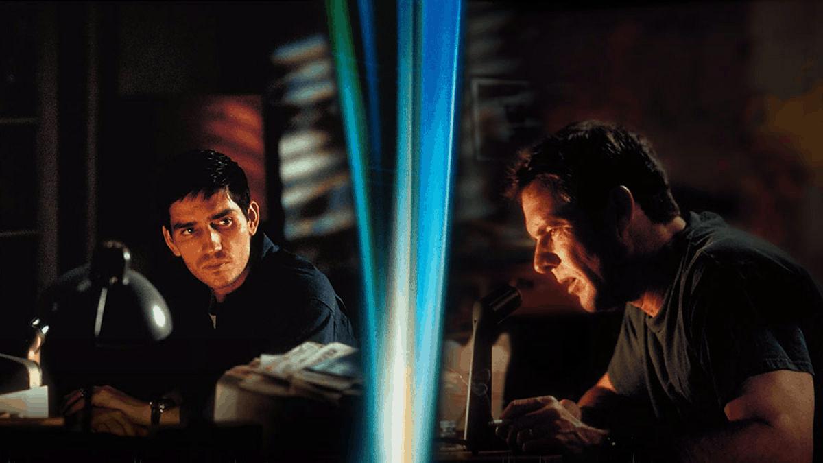 """電影 -《黑洞頻率》""""Frequency""""(2000)"""