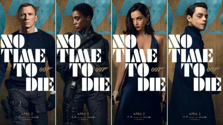 "《007 生死交戰》入門懶人包、No Time To Die 差點變成 No Time To ""Release"""