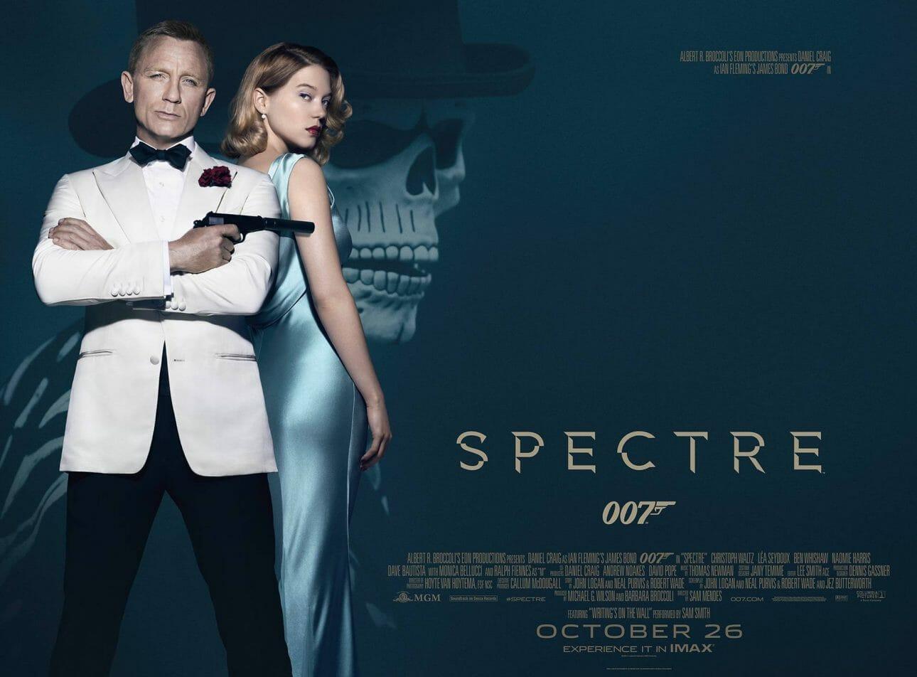 Daniel Craig 丹尼爾克雷格 - 007 系列電影 - 《007 惡魔四伏》(2015)